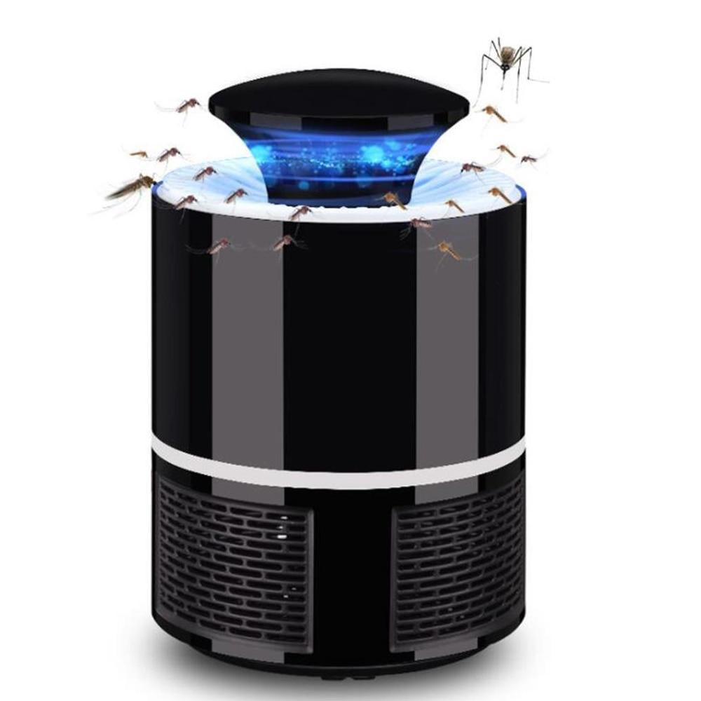 Anti moskito led USB elektrische moskito mörder lampe UV nacht licht anti fly moskito zapper muggen mörder insekten falle für wohnzimmer