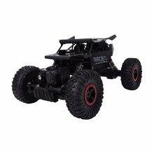ГБД 2.4 ГГц 4WD 1/18 масштаба 4×4 Рок Гусеничный автомобиль внедорожник RC автомобиль детские игрушки
