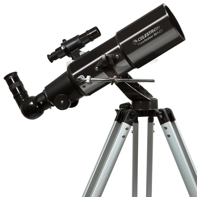 Celestron PowerSeeker 80 80mm f/5 AZS Refractor Telescope halco roosta popper 80 r18 80mm 16g 0m f