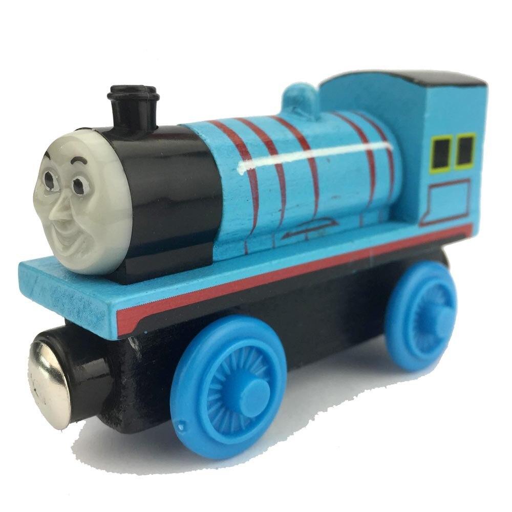 Mini Madera Engine Tren Del Ferrocarril De Mini Coche De Madera