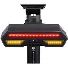 LACYIE USB Перезаряжаемый велосипедный фонарь задняя велосипедная фара светодиодный задний фонарь водостойкий MTB дорожный велосипед задний фонарь для велосипеда