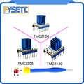 5 uds. TMC2100 V1.3 TMC2130 TMC2208 paso a paso controlador silencioso excelente protección de estabilidad para piezas de impresora 3d