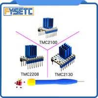 5PCS TMC2100 V1.3 TMC2130 TMC2208 Stepper Motor StepStick Stumm Fahrer Stille Hervorragende Stabilität Schutz Für 3d Drucker Teile