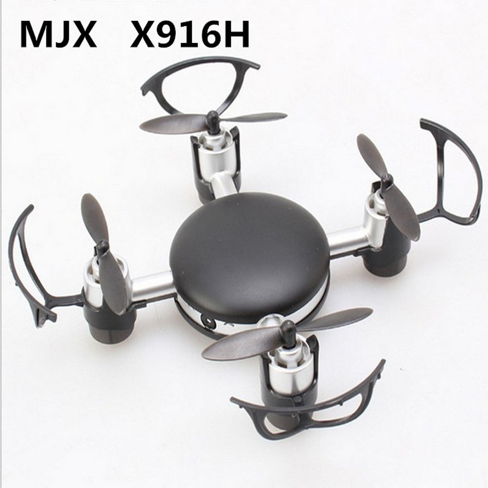 MJX 2017 New X916H Mini Nano Rc Drone With Wifi Fpv Camera HD 2.4G 6-Axis Micro Quadcopter Dron  APP Control Helicopter mjx x906t mini rc drone 6 axis gyro quadrocopter rc fpv drone helicopter hd camera wifi mando remote control copter toy