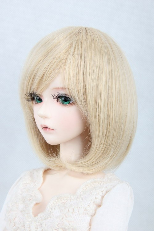 Luodoll Bjd Can Children Doll Wig High Temperature Wire