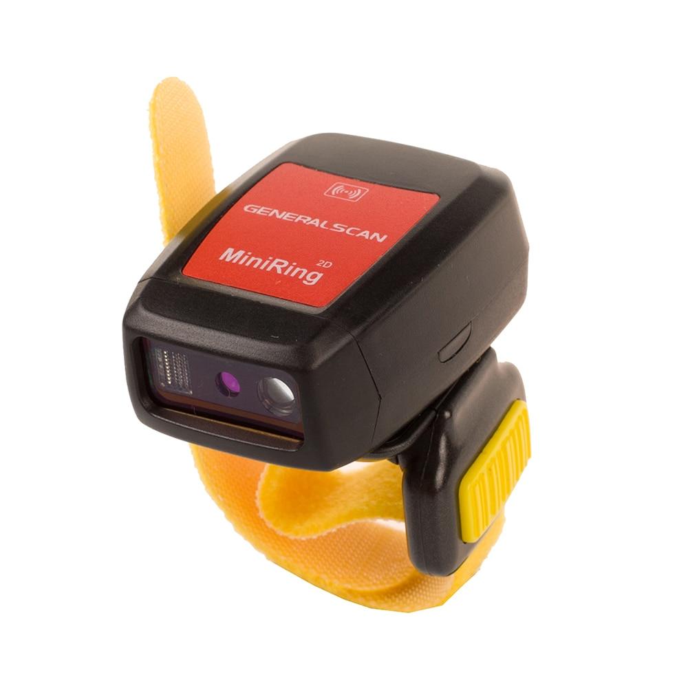 Skaner kodów kreskowych 2D Ring R5000BT Mobilny skaner kodów - Elektronika biurowa - Zdjęcie 4