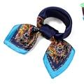 Bandana  Women Small Square Silk Scarf Scarf NeckerChief  Casual 2015 Hot Sale 60 cm