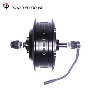 Image 1 - 48v 500w Bafang Rear Gear Hub Motor High Speed E bike motor wheel electric bike kit