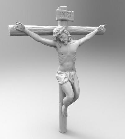 1/35 Resin Figure Jesus Model Kits
