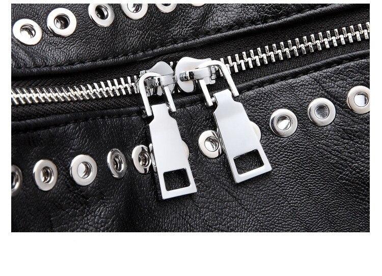 HTB1GAiXaorrK1RkSne1q6ArVVXaz QINRANGUIO Leather Backpack Women School Bags for Teenage Girls 2019 New Fashion Large Capacity PU Leather Black Women Backpack
