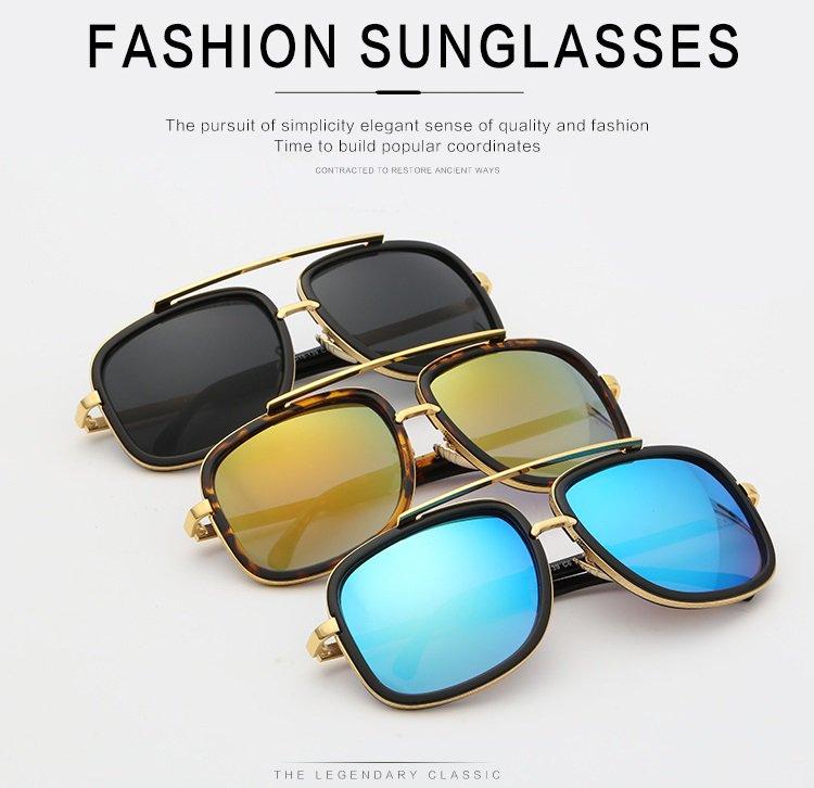 Men Sunglasses Square Male Gafas Female Sunglasses For Men Women