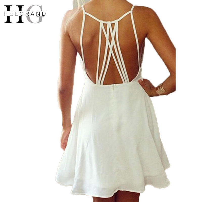 Секси девшки в белых платьязх фото 195-986