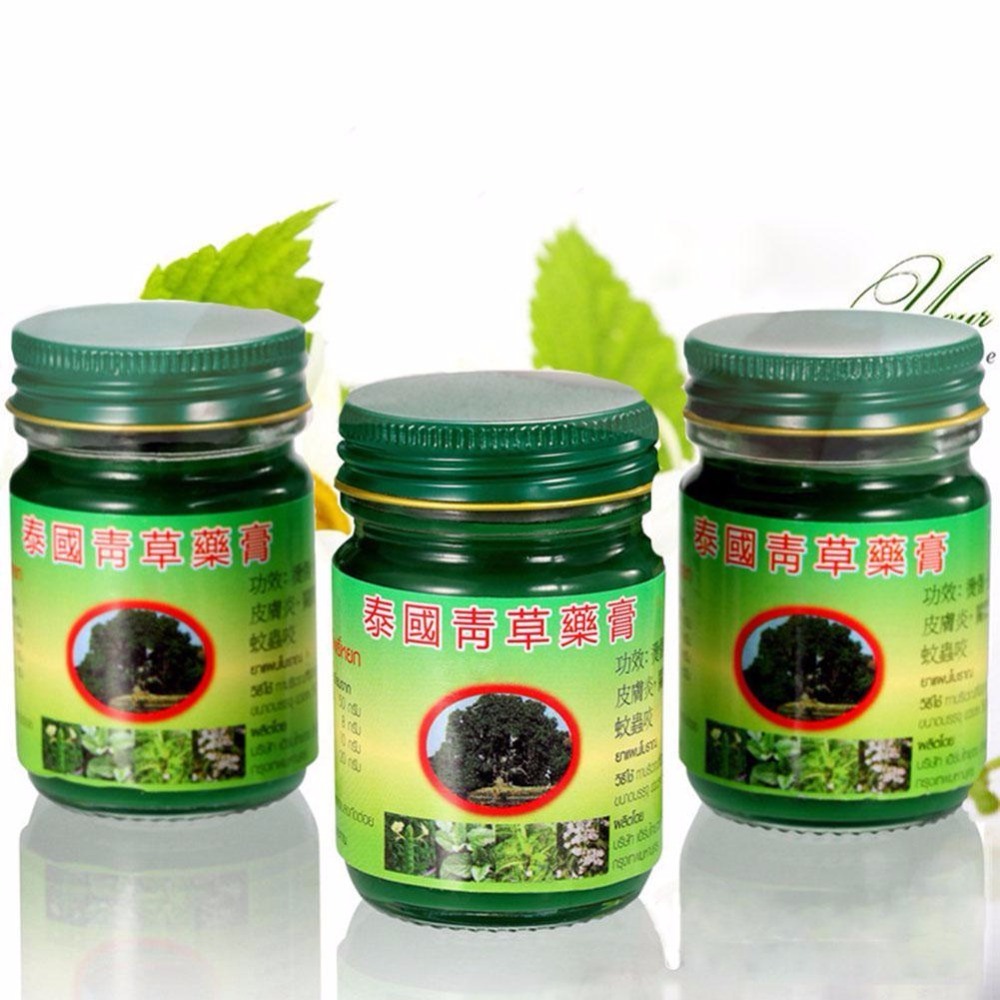 Online New Arrival Thailand 1 Pc Tiger Thai Herbal Balm Pain Ointment Refresh Oneself Influenza Cold Headache Dizziness Summer Mosquito Aliexpress