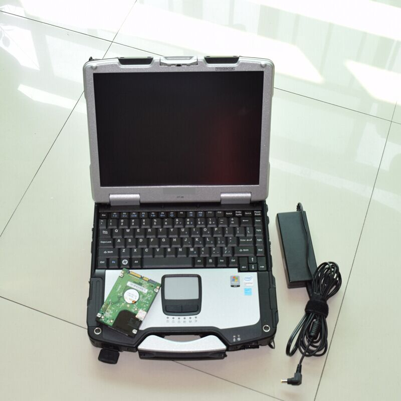 Best Car Diagnostic Computer Toughbook cf30 ( 7500cpu, 4gb ram) and 500gb hdd with windows xp system 32bit