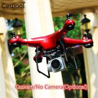 High Performance Aircraft Quadcopter UAV Drone 2.4GHz 4 Channel 2.0MP APP Remote HD Camera LED Lighting
