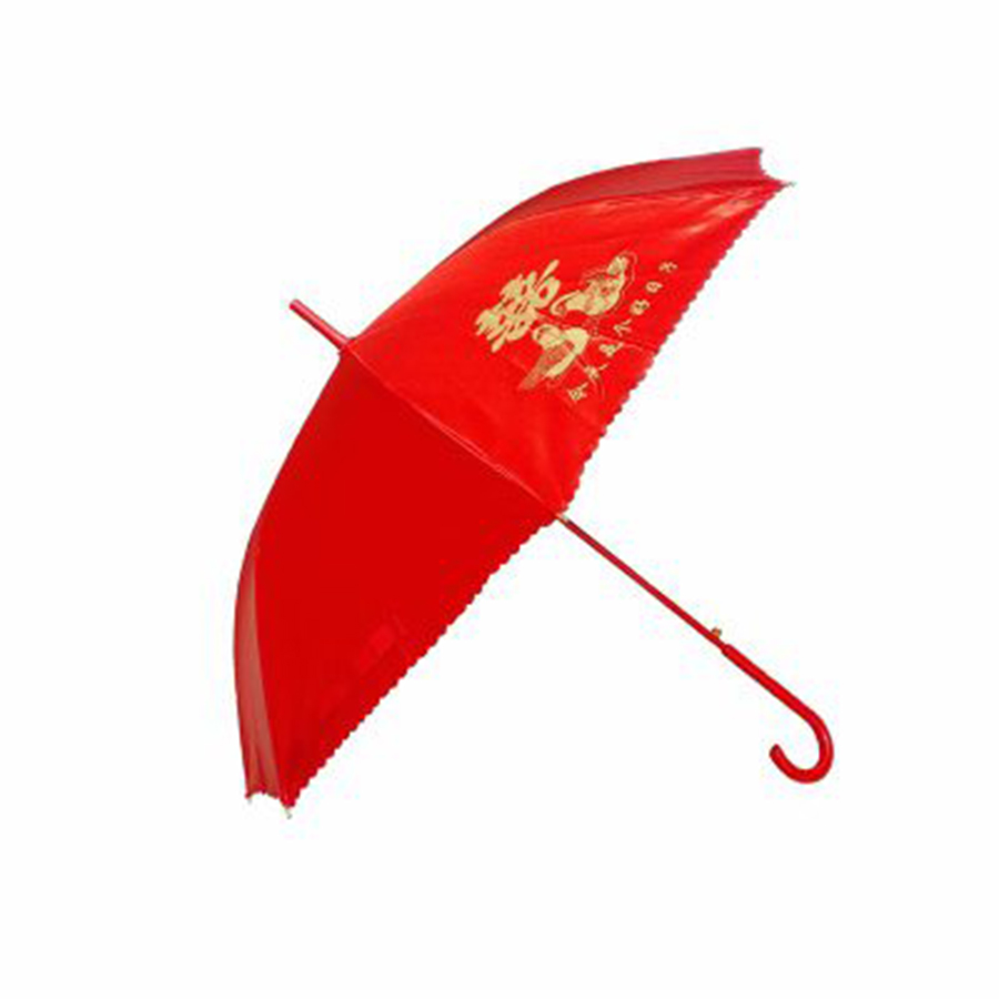 Mariée créative mariage Long poignée parapluie coloré ombre réversible parapluie Sombrinhas fait main Parasol parapluies 70D0300