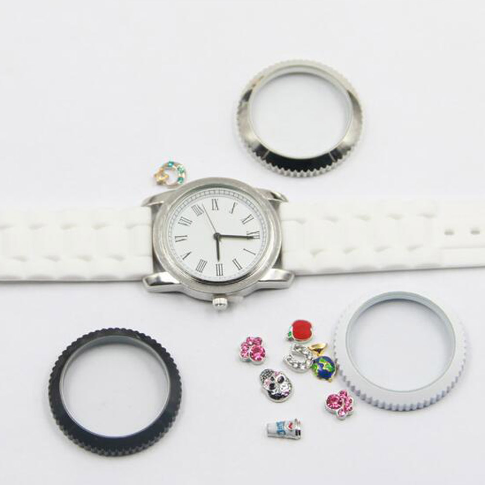 watch side necklace one pocket the worn to pin with chain shortened slider lockets pendant slide