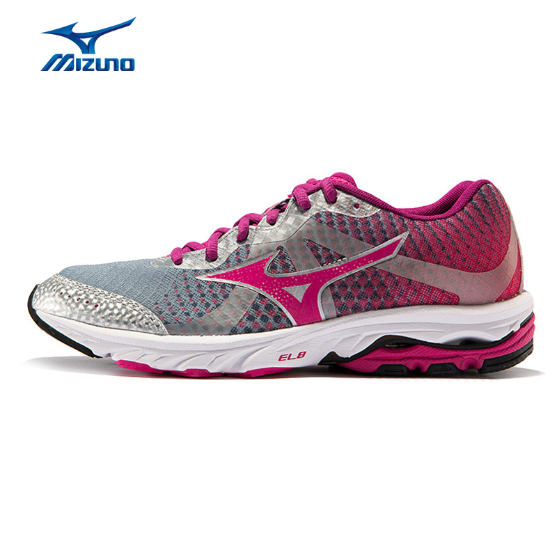 MIZUNO Women WAVE ELEVATION (W) Breathable Light Weight ...
