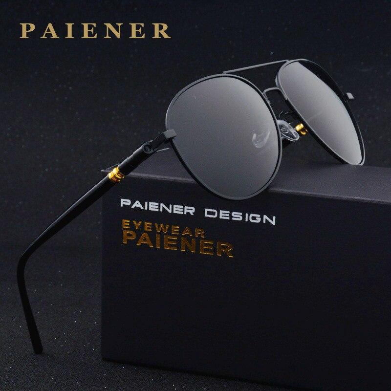 0f595d49b7a47 2017 Marca de Moda Unissex Óculos de Sol Revestimento Polarizada óculos de  Condução Espelho óculos de Sol Masculino Rodada Óculos Para Homens Mulheres