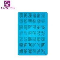 Retail A Z Series XL Medium Size Stamp Stamping Image Konad Plate Print Nail Art Large