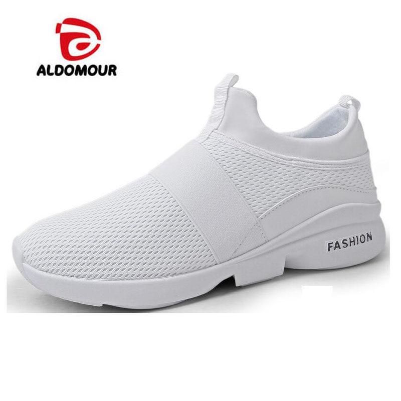 c969845e762d ALDOMOUR 2017 новый тренд кроссовки мужские кроссовки дышащей обуви сетка  EVA спортивные женщины Женская спортивная обувь