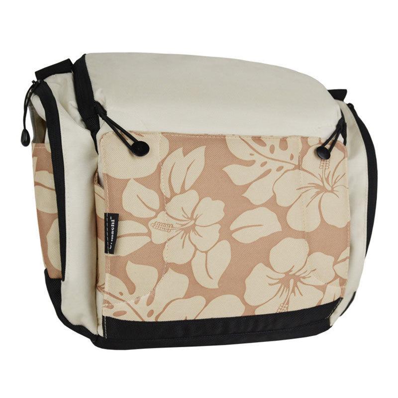 Bolsa portátil para pañales, bolsa para cochecito, bolsa plegable para cuna, bolsas para bebé, bolsas para mamá, cama de viaje para bebé de almacenamiento de - 5