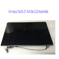 Original 11.6 For Asus TAICHI 21 N116HSE WJ1 1920*1080 with AB cover Touch Screen Digitizer+LCD Display Module Assembly