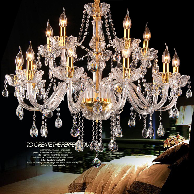 Compare prices on bohemian crystal chandelier online shopping buy low price bohemian crystal - Chandeliers online shopping ...