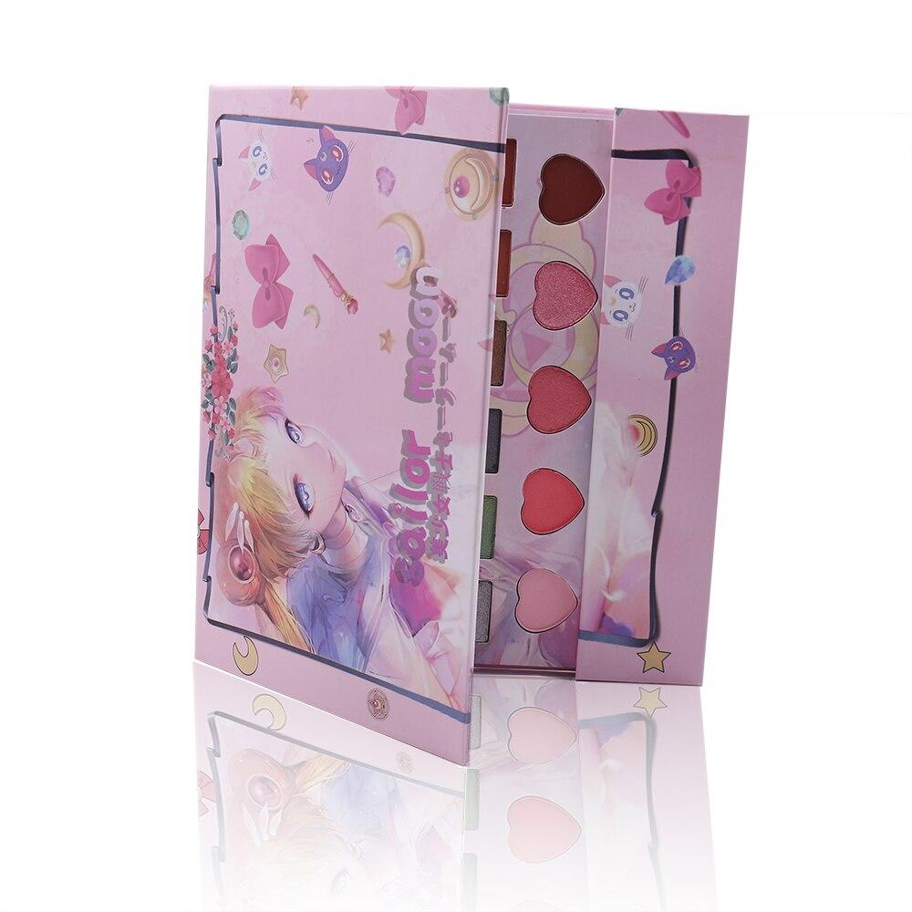 Set completo de maquillaje de Sailor Moon 3