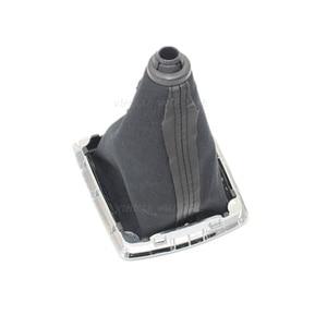 Image 5 - Silver Black Gear Shift Knob 5 Gear 6 Speed Manual For Ford Focus 2 MK2 FL MK3 MK4 MK7 MONDEO KUGA GALAXY FIESTA Car Styling
