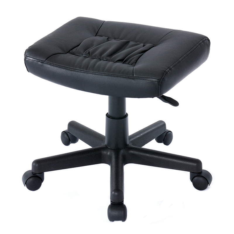 Ergonomic Ottoman Leg Rest for Office Chair with Memory Foam Office Furniture Stool Footstool Footrest For Computer Chair ergonomic memory foam wrist support mouse pad black