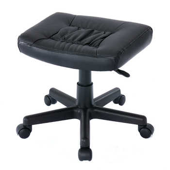 Ergonomic Ottoman Leg Rest for Office Chair with Memory Foam Office Furniture Stool Footstool Footrest For Computer Chair - DISCOUNT ITEM  0% OFF All Category