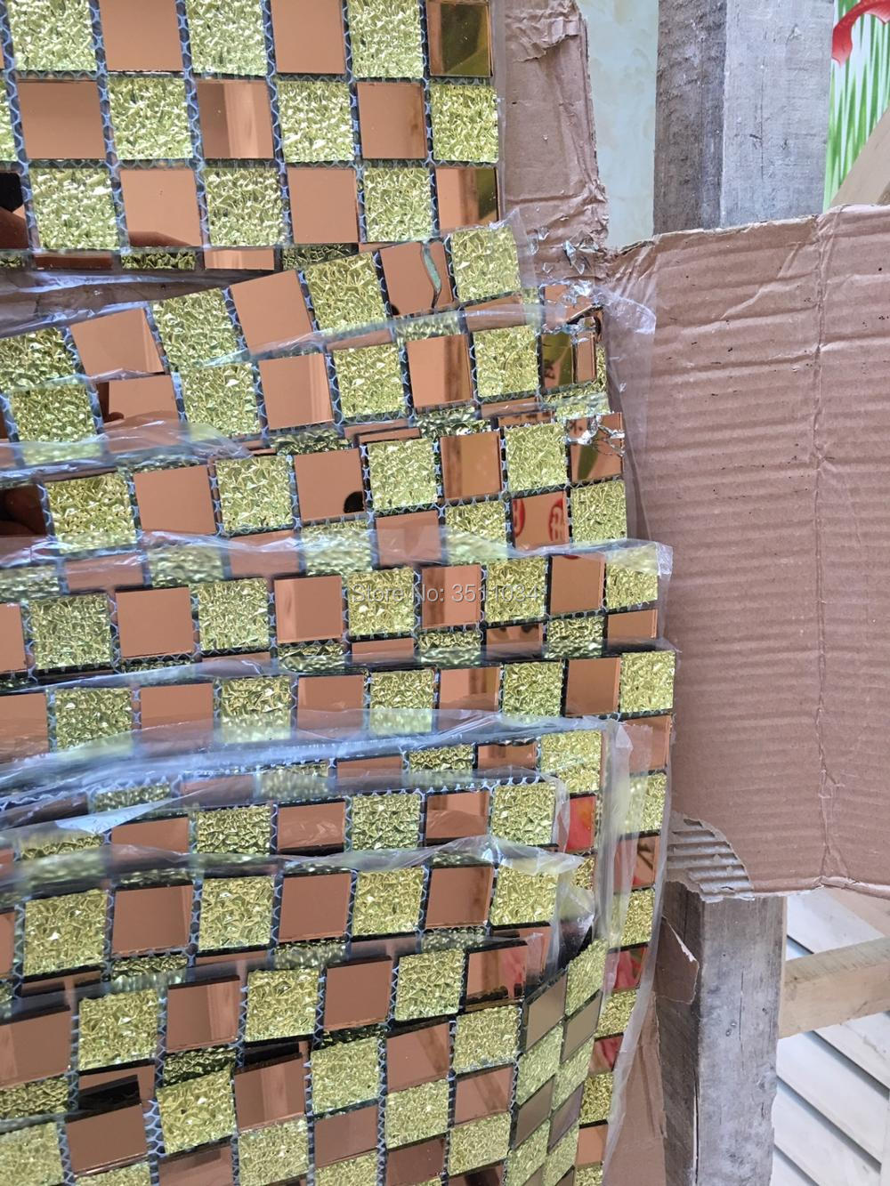 - Free Shipping 1box 11 Pieces Glass Tile Mosaic Kitchen Backsplash