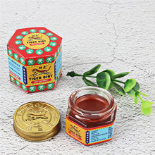 Traditional Thailand Tiger Balm for Pain Relief