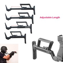 Support Buttstock to Carbine for Glock G17/G18/G19 Hunting Gun Accessories Carbine Glock Conversion Stability Handle Tactical