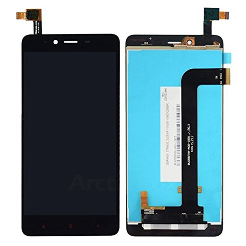 ФОТО 100% No Dead Pixel For Xiaomi Redmi Note 2 LCD Display with Touch Screen Digitizer Assembly for Xiaomi Redmi Note 2