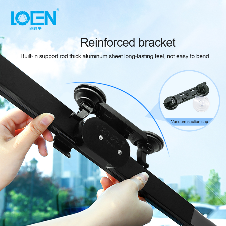 Image 3 - Car Window Sunshade Retractable Windshield Sunshade Cover Shield Curtain Foldable Auto Sun Shade Block Anti UV Car Window Shade-in Windshield Sunshades from Automobiles & Motorcycles