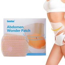 5 Pcs Fast Slim Patch Burning Fat Patches No side effect Abdomen slimming Losing font b