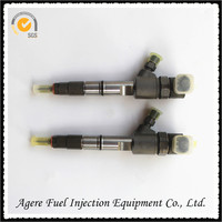 common rail fuel injector 0445110313 for 4JB1 2.8L diesel engine
