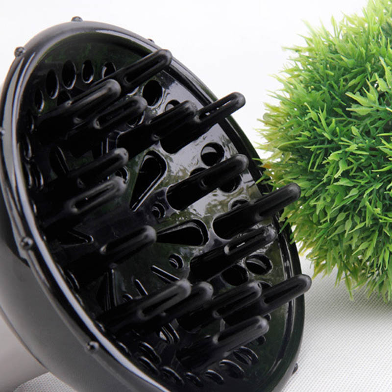 Professional Diffuser Attachment Hair Blower Tool For Curly Wavy Hair Drying NShopping