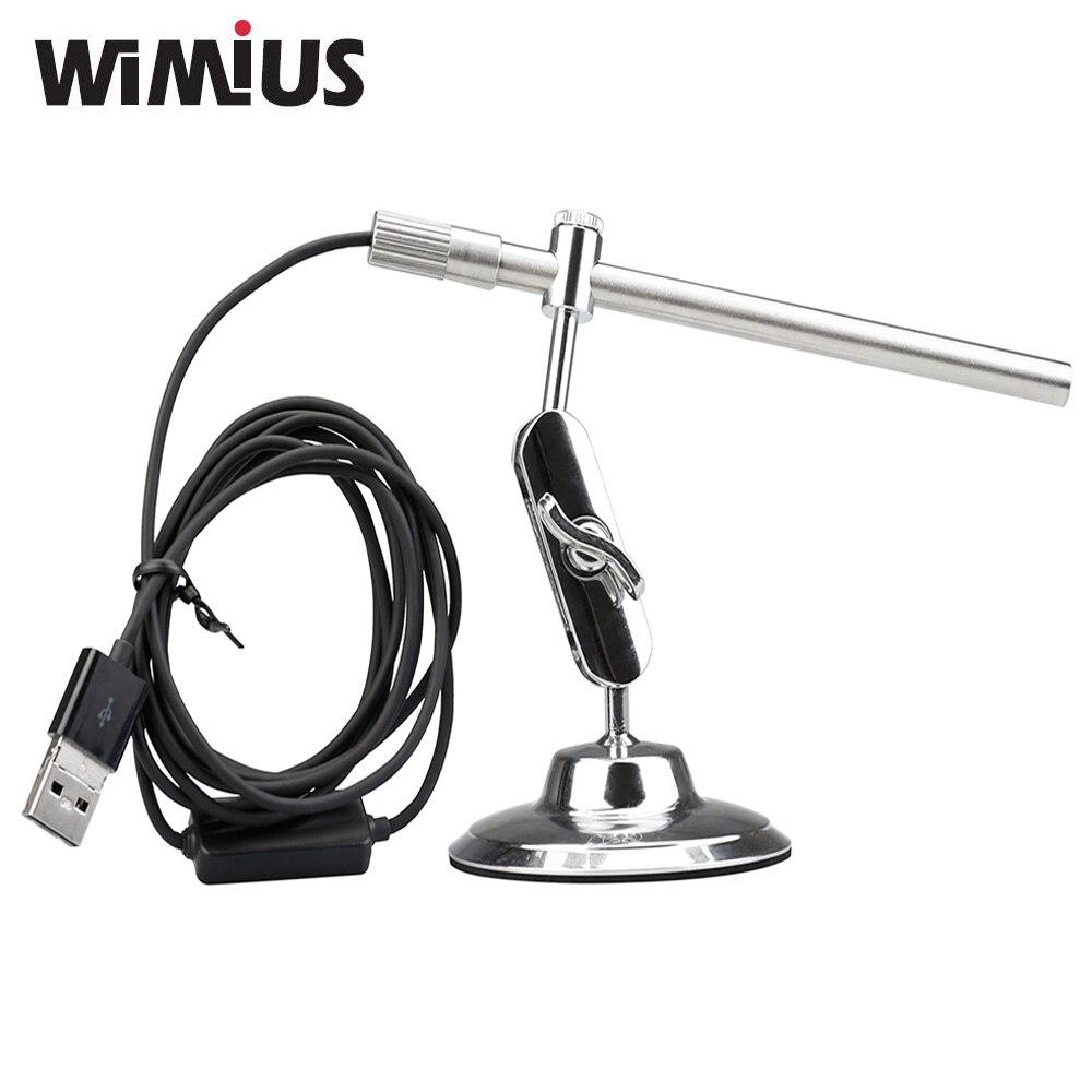 Wimius Portable Digital USB Microscope Endoscope Magnifier ...