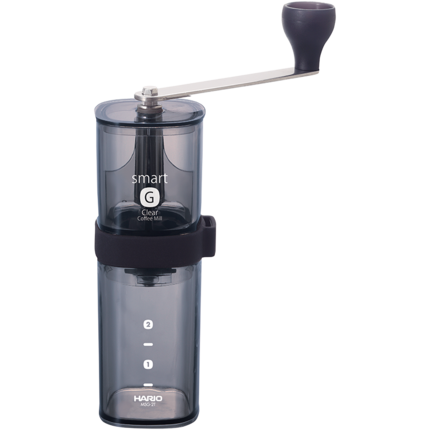 HARIO square portable grinder manual coffee bean grinder coffee mill MSG