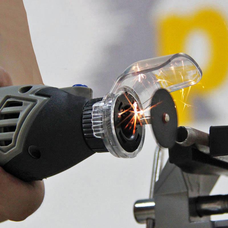 105pcs accessori per utensili rotanti 3.2mm gambo diyer levigatura - Accessori per elettroutensili - Fotografia 6