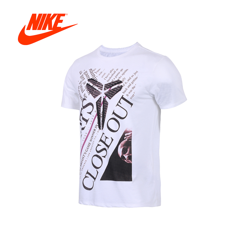 Original 2018 New Arrival Authentic NIKE Men s T-shirts short sleeve  Sportswear Leisure Breathable Quick Dry 913518 c3a371a19aec
