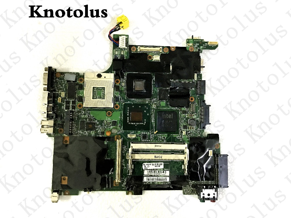 42w7649 41w1487 44c3933 04w6537 laptop motherboard for lenovo ibm thinkpad t61 14.1 laptop motherboard ddr2 pm965 g86-740-a2 цена и фото