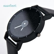 Best продажа 2018 модные женские часы Роскошные пару часы высокого качества творческий кожаный ремешок аналоговые кварцевые наручные часы Vogue