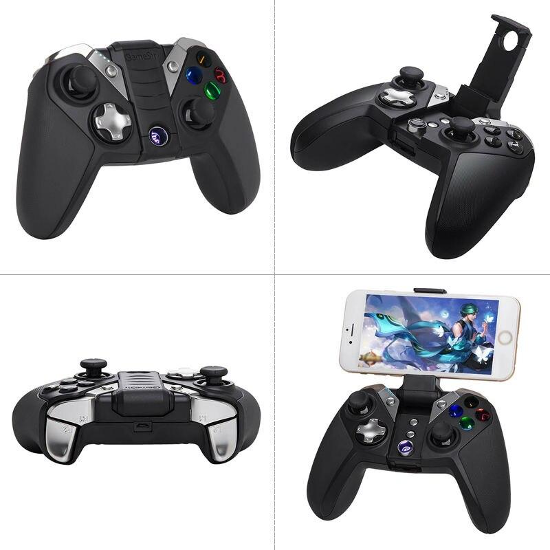 GameSir G4s Gamepad pour PS3 Contrôleur Bluetooth 2.4 ghz Filaire snes nes N64 Joystick PC pour SONY Playstation 3 pour controle PS3 - 3