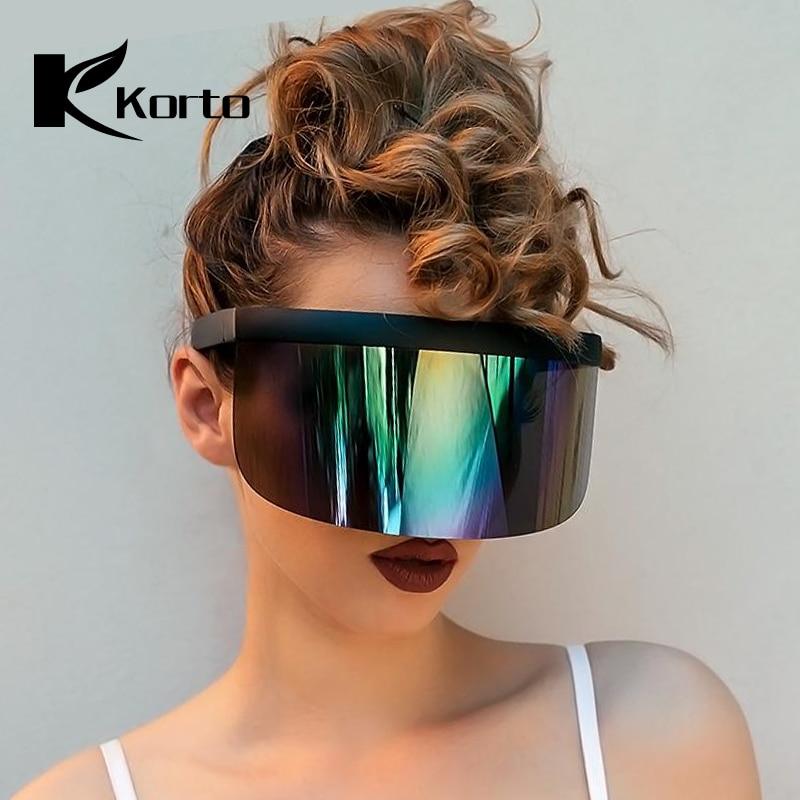 Snelle Planga Men Fast Glasses Treding Products 2018 Windproof Hood Sunglasses for Women Visor Futuristic Shield Eyeglasses