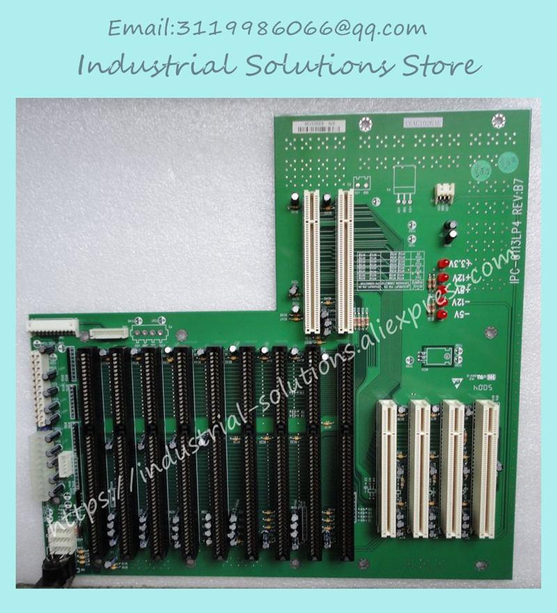 Original Base Plate IPC-6113LP4 industrial motherboard 100% tested perfect quality agie reversion roller 323 334 edm parts agie parts wire edm machine spare parts