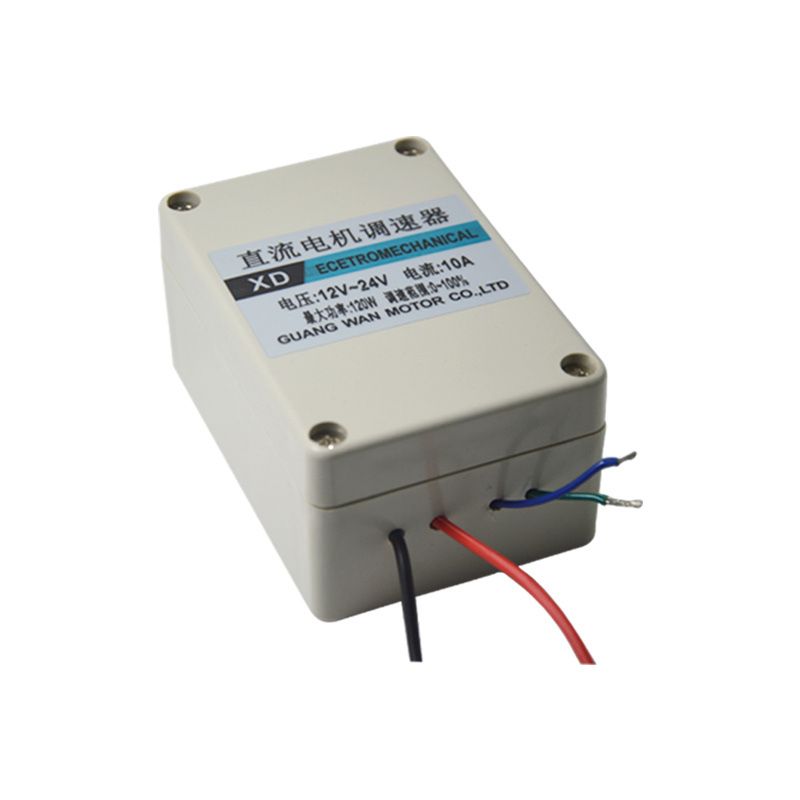 Bi Directional Motor Drive With Speed Control
